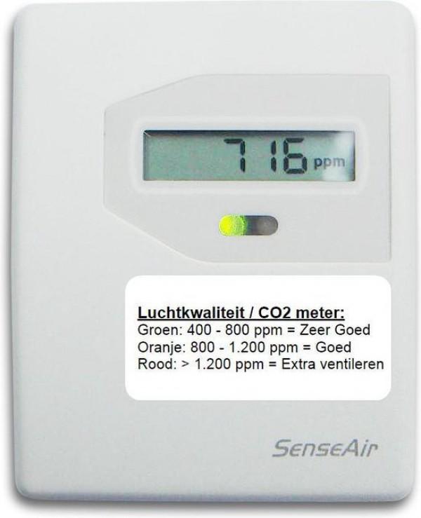 SenseAir eSENSE Fai Light CO2 meter