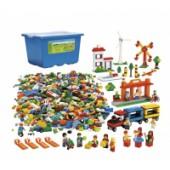 LEGO Education 9389 Starterset Stedenbouw