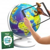 Orboot interactieve AR globe 'Dinosaurussen'